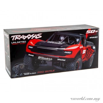 Traxxas Unlimited Desert Racer UDR 4WD Electric Race Truck