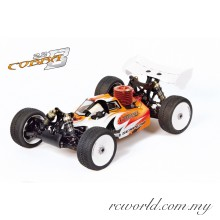 Serpent 1/8 Cobra Buggy 2.2 GP 4wd Pro Kit (#600015) Gas Cars Off-Road