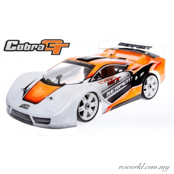 Serpent 1/8 Cobra GT 4WD On-Road (#600040) Gas Race Car