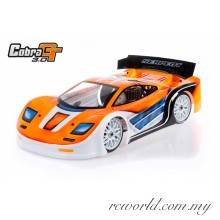 Serpent 1/8 Cobra GT 3.0 GP 4wd Pro Kit (#600047) Gas Cars