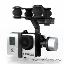 Walkera G-2D 2 Axis Brushless Gimbal For Walkera iLook and GoPro Hero 3 Camera
