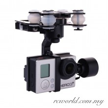 Walkera G-3D 3 Axis Brushless Gimbal For Walkera iLook and GoPro Hero 3 Camera