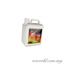 Rapicon Max Power RC Nitro Car Fuel 25% (4 Litre)