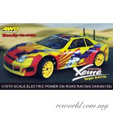 HSP 1/10th Electric Powered On Road Touring Car (Model NO:94103)