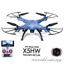 Syma X5HW WiFi FPV 0.3 MP Camera 2.4G 4 CH 6-axis Gyro Quadcopter