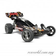 Traxxas 1/10 Bandit VSL Brushless Electric Buggy (Model: 24076-3)