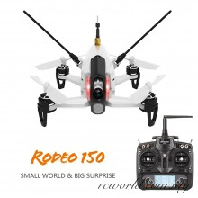 Walkera Rodeo 150 5.8G 40CH 600TVL Night Vision Camera 3D Aerobatic Mini FPV Drone