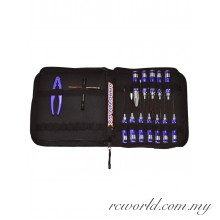 ArrowMax AM-199406 AM Toolset (14pcs) with Tools bag