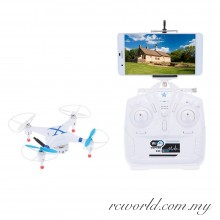 Cheerson CX-30W WiFi FPV Real Time Video Transmission RC Quadcopter Drone