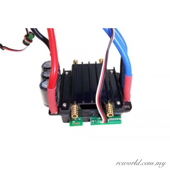 180A Water-cooled Brushless ESC for RC Boat SC180B