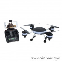 U-FLY W606-3 WiFi FPV 2MP Camera 2.4G 4 CH 6-axis Gyro Quadcopter