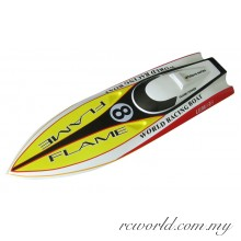 Vantex Flame Racing Boat 1300BP EP Power (Brushless)