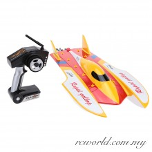 Wltoys WL913 Brushless Boat High Speed Racing RC Boat (with battery & charger)