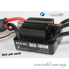 Thunder Tiger BLC-180M Esc 8077-M Brushless Speed Controller
