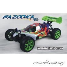 1/8th Scale Nitro Off Road Buggy (Model NO:94081)