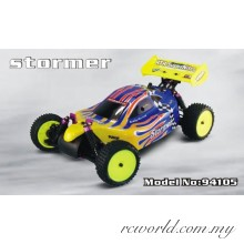 1/10th Scale Nitro Off Road Buggy-Single Speed (Model NO:94105)