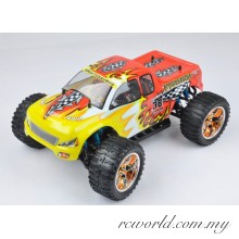 1/10 Brushless Scale Electric Powered Off Road Monster Truck RTR (Model NO:94111 PRO)