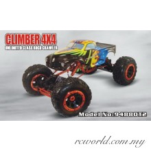 1/8th Sacle Electric Powered Off-Road Crawler (Model NO:94880T2)