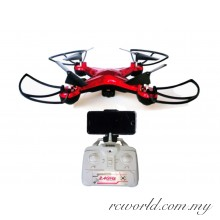 JY-X5W Wifi FPV 2.4GHz 6 Axis Gyro 3D Roll Quadcopter