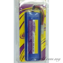 Thunder Tiger 7.2v 2400mah NiMh Battery Pack 2937