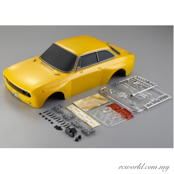 Killerbody Alfa Romeo 2000 GTAm 1/10 Body Shell (48320)