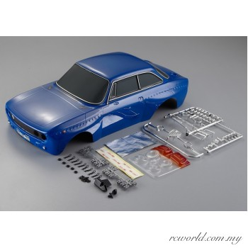 Killerbody Alfa Romeo 2000 GTAm 1/10 Body Shell (48322)