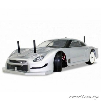 Heng Long 1/10 HL518 - 2.4Ghz Electric RC Aluminium Drift Car RTR