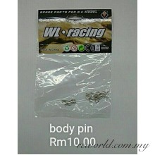 WL Racing Body Pin