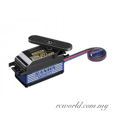 Sanwa ERB-871 Aluminum Digital Low Profiled Waterproof Brushless Servo (#107A54331A)