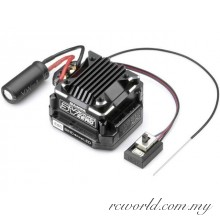 SANWA SV-Plus Zero Unified SSL Sensored Brushless ESC Built-In RX-472 Receiver (#107A41268A)