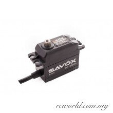 SC-1268SG Servo (BLACK EDITION)