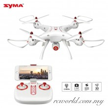 Syma X8SW WIFI FPV With 720P HD Camera 2.4G 4CH 6Axis Altitude Hold RC Quadcopter