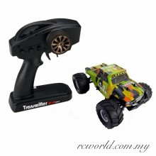 HSP 1/24th Bigfoot 2.4Ghz Electric RC Monster Truck (Model NO:94250-B)