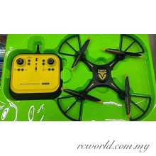 LS-129W WiFi FPV 4CH 0.3MP 2.4G RC Quadcopter