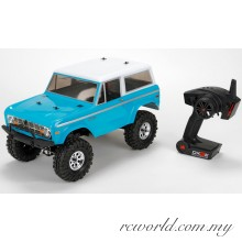 VATERRA 1/10 Scale 1972 Ford Bronco 4x4 Ascender RTR Truck
