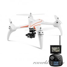 WL Toys Dragonfly 3 Q696-A FPV 5.8G 1080P Camera 2-axis Gimbal Air Press Altitude Hold RC Quadcopter