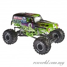 Axial SMT10™ Grave Digger Monster Jam Truck 1/10 Electric 4WD – RTR (AX90055)