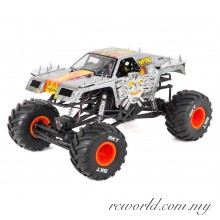 Axial SMT10™ MAX-D Monster Jam Truck 1/10 Electric 4WD - RTR  (AX90057)