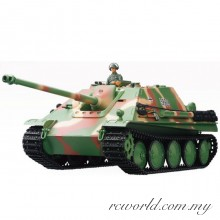 Heng Long 1:16 Jagpanther German Tank Destroyer - 2.4GHz - Late Version