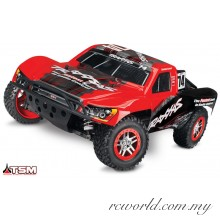 Traxxas 1/10 Slash with TSM 4X4 4WD Brushless Short Course Truck (Model: 68086-3)