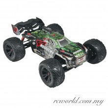 ARRMA 1/8 Kraton 6S BLX Brushless RTR 4WD Monster Truck (Green/Black)