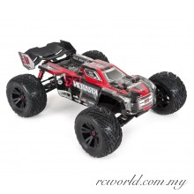 ARRMA 1/8 Kraton 6S BLX Brushless RTR 4WD Monster Truck (Red/Black)