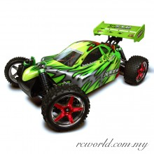 HSP 1/10 Warhead Nitro Power 4WD 2.4Ghz RTR Off-Road Buggy (Model NO:94106)