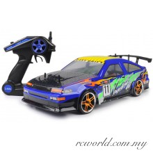 HSP 1/10 Flying Fish Electric 4WD 2.4G RTR RC Drift Race Car (Model NO:94123)