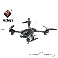 WLtoys Q323-B WiFi FPV 0.3MP Camera 2.4GHz 4CH Air Press Altitude Hold RC Quadcopter
