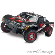 Traxxas 1/10 Slayer Pro 4x4 50+mph Nitro Short Course Race Truck (Model: 59076-1)