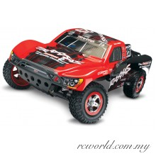 Traxxas 1/10 Slash VSL 60+mph 2WD Brushless Electric Short-Course Truck (Model: 58076)