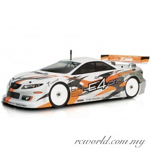 Team Magic 1/10 E4JR Electric Brushed 4WD RTR RC Touring Car (TM503014)