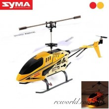 SYMA S8A 3-CH Infrared RC Helicopter with Gyro & LED Lights