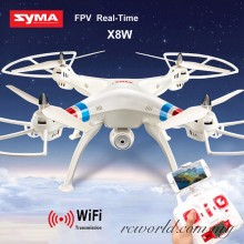 Syma X8W Wifi FPV Headless Mode 2.4G RC Quadcopter with HD 2.0MP Camera